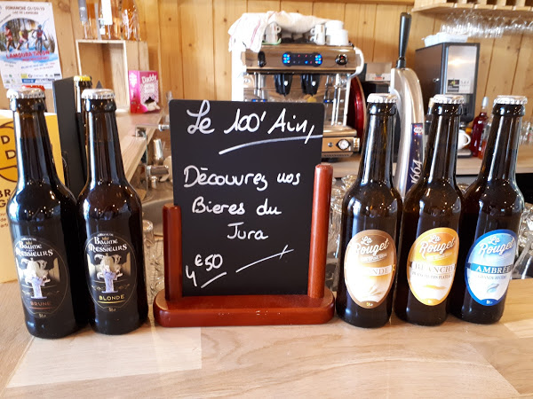 Les bières du Jura